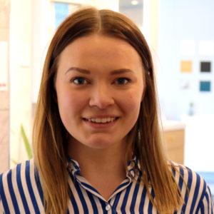 Christina Ölander Säljare Höganäs Kakelcenter Gävle