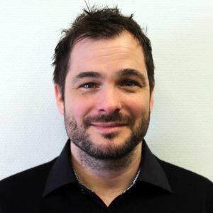 Peter Sjögren, platschef Höganäs Kakelcenter Göteborg