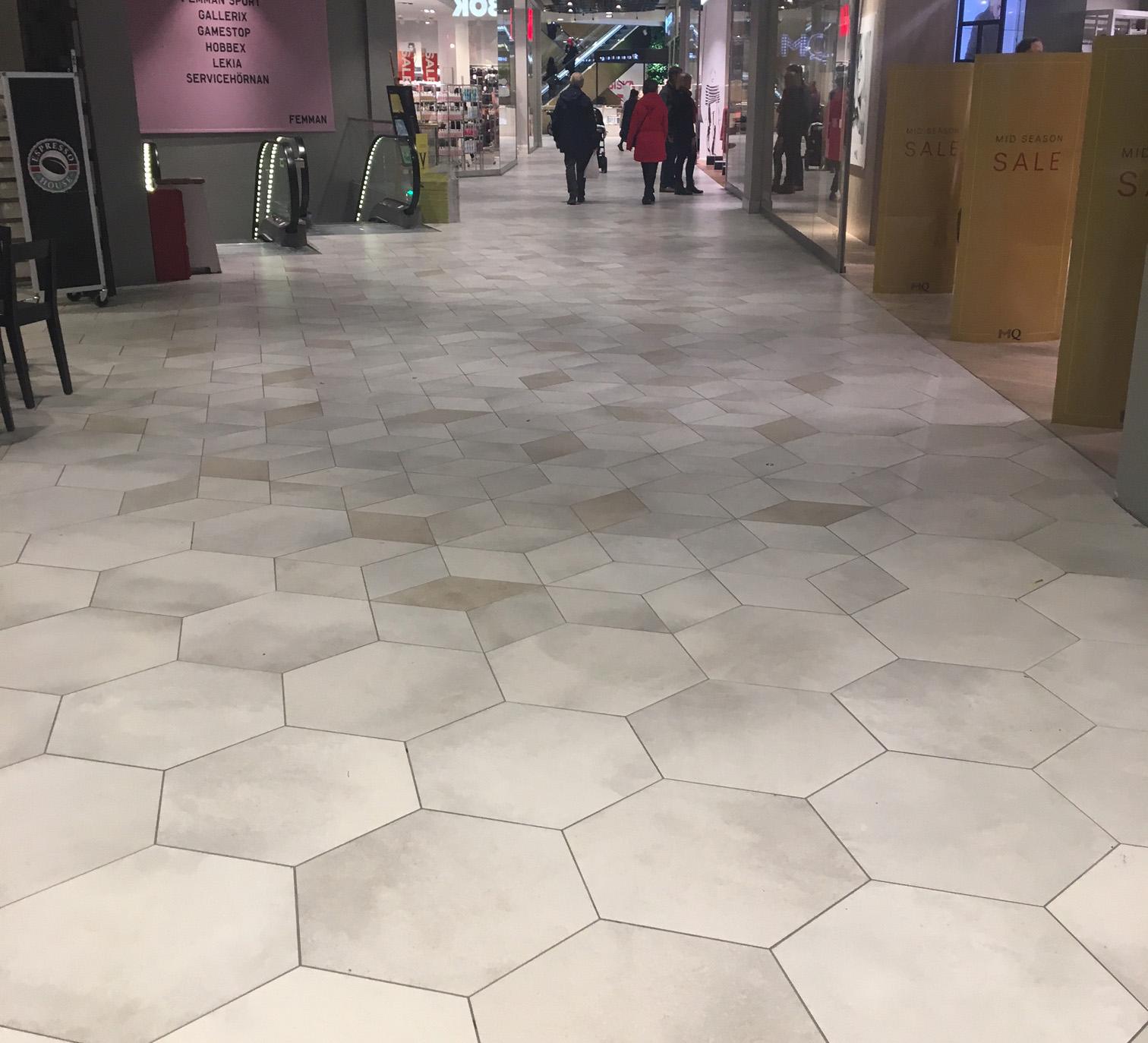 galleria köpcenter nordstan