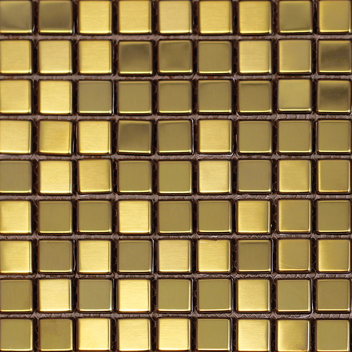 Metal Mosaic photo