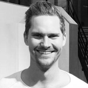 Arkitektsäljare Fredrik inspiration för företag