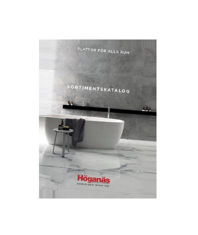 Sortimentsbroschyr 2019 CC Höganäs sortiment kakel