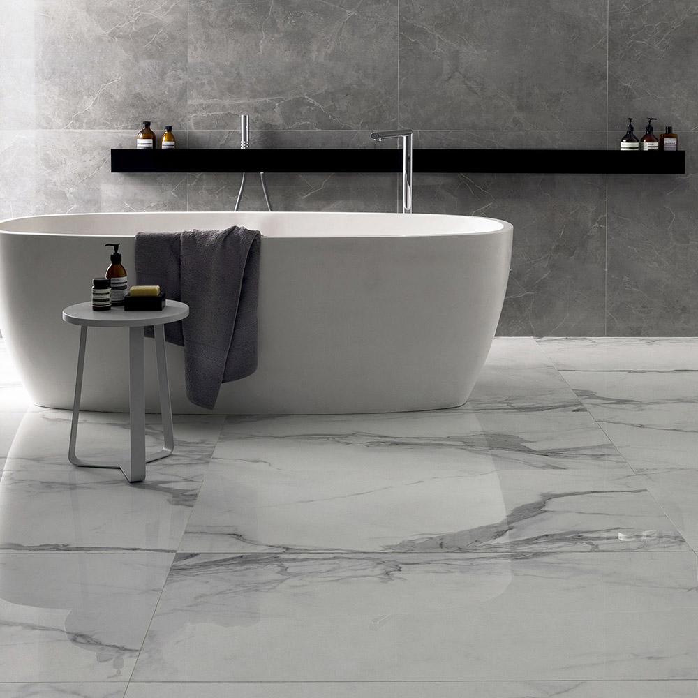 inspiration för ditt badrum kakel klinker
