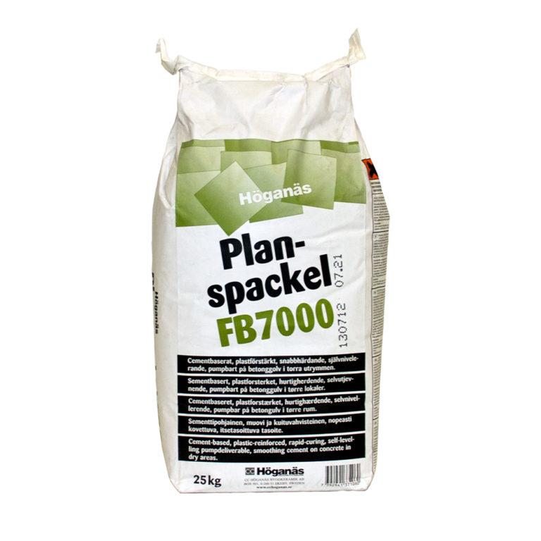 Planspackel FB7000 CC Höganäs