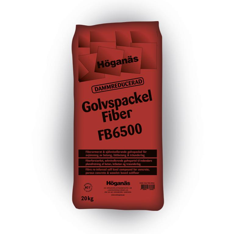 FB6500 Golvspackel Fiber